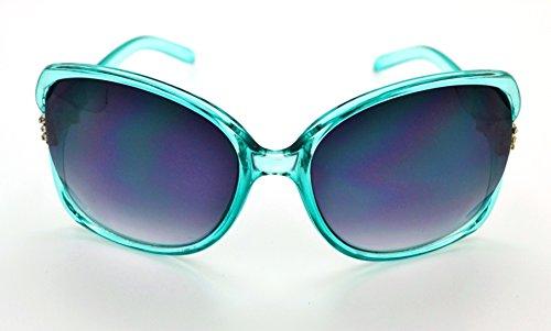 Vox tendance classique haute qualité pour femme Mode Hot Lunettes de soleil  W étui microfibre ... 055ded80710a