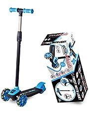Cool Wheels Scooter Işıklı Mavi