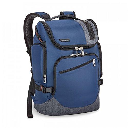 Briggs & Riley Brx Excursion Backpack, Blue by Briggs & Riley (Image #1)