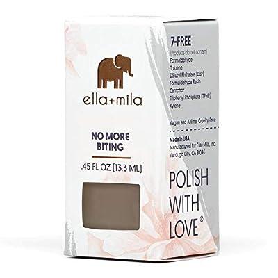 ella+mila Nail Care, No More Biting - Stop Nail Biting and Thumb Sucking