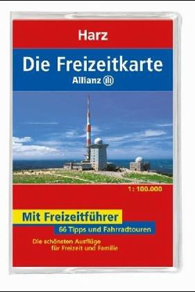 Die Freizeitkarte Allianz, Bl.58, Harz