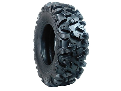 4 New 25x8-12 25x10-12 KT MASSFX TIRE SET ATV TIRES 6 PLY 25'' 25x8x12 25x10x12 by MASSFX (Image #1)