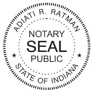 Kentucky Notary Seal - 3