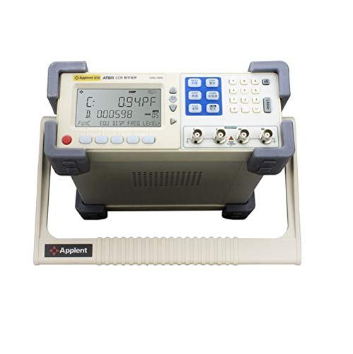 Digital LCR Meter AT811 Precision Digital LCR Bridge Accuracy 0.2% 100Hz 120Hz 1kHz 10kHz