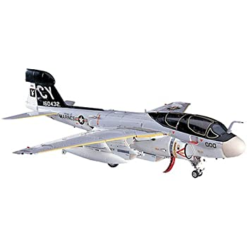Ready to Display 1//58 Scale Hand-Carved Model US Navy AE-6B Prowler