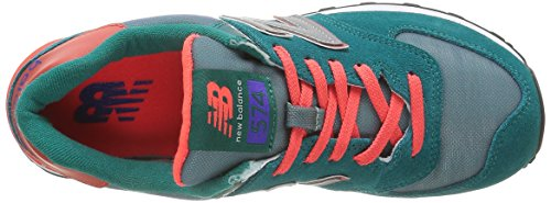 New Balance WL574V1 - Zapatillas de deporte Mujer Verde
