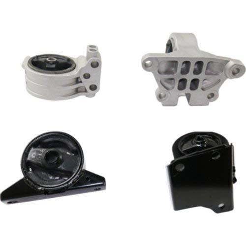 Motor And Transmission Mount Kit for Mitsubishi Galant 99-2003 / Eclipse 00-2005