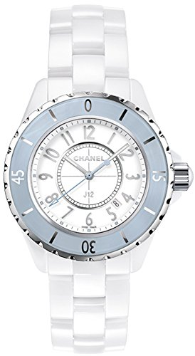 Chanel J12 Quartz H4340 - Chanel Blue Women For