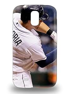 Top Quality Rugged MLB Tampa Bay Devil Ray Evan Longoria #3 Case Cover For Galaxy S4 ( Custom Picture iPhone 6, iPhone 6 PLUS, iPhone 5, iPhone 5S, iPhone 5C, iPhone 4, iPhone 4S,Galaxy S6,Galaxy S5,Galaxy S4,Galaxy S3,Note 3,iPad Mini-Mini 2,iPad Air )