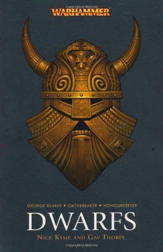 Dwarfs. Nick Kyme and Gav Thorpe ebook