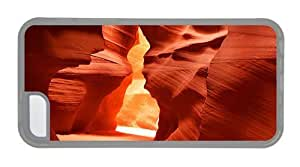 Hipster fancy for iphone 6 plus 5.5 cases antelope canyons TPU Transparent for Apple for iphone 6 plus 5.5