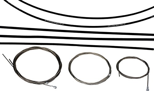 Campagnolo CG-ER600 Cable Set Cpy Gear/brake Cg-er600 10or11sp Ultra by ZEERKUNG