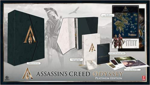 assassins creed odyssey collectors edition xbox one