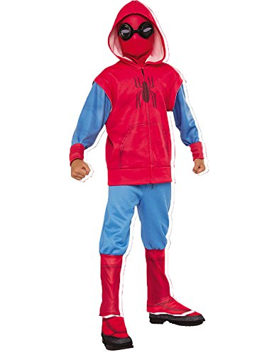 Spider Man Suits For Kids (Spider-Man: Homecoming, Child's Deluxe