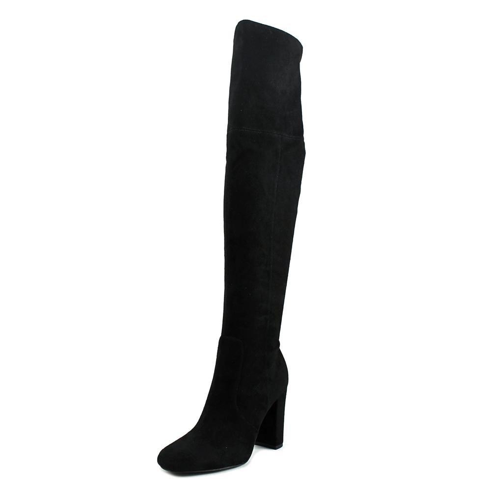 Ivanka Trump Rylee Women US 9.5 Black Over The Knee Boot