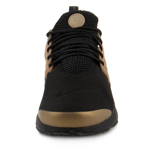 Nike Trainers Black Men's Metallic Air Huarache Golden rIqtwvr
