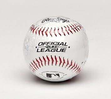 Rawlings OLB3 - Pelota de béisbol de 22,8 cm: Amazon.es: Deportes ...