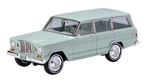 1/43 ジープ ワゴニア 1962 (グリーン) GLM109501