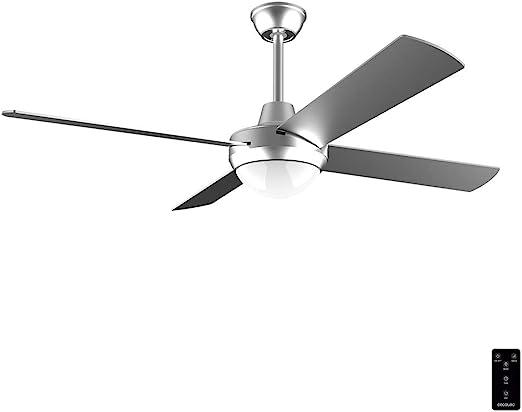 Cecotec EnergySilence Aero 570 Ventilador de techo. 4 aspas. 52 ...