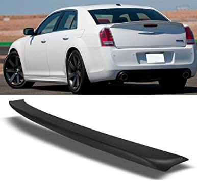 2011-18 Chrysler 300 OE Style Spoiler Spoiler Authority Works With Bright White PW7
