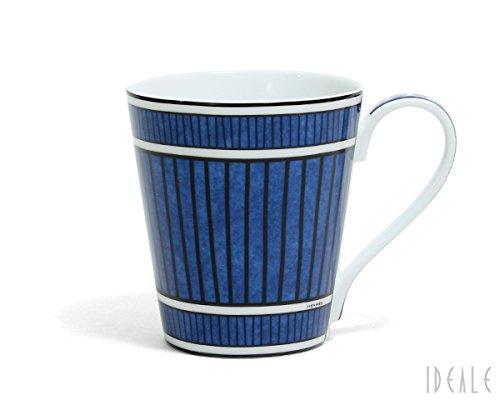 エルメス ブルーダイユール マグカップ