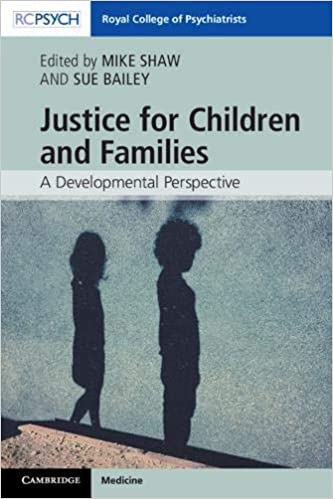 Justice for Children and Families (Royal College of