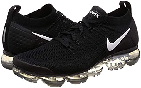 online store 50c34 cdac2 Nike Men's Air Vapormax Flyknit 2, Black/White-Dark Grey, 15 ...