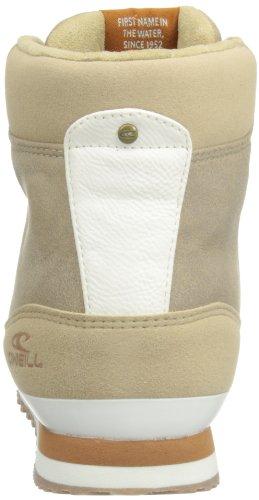 O'Neill Snowlynx - Zapatillas de sintético para mujer Beige - Beige/Vaporous White