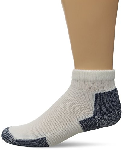 Thorlo Thick Cushion Running Mini-Crew Sock Large