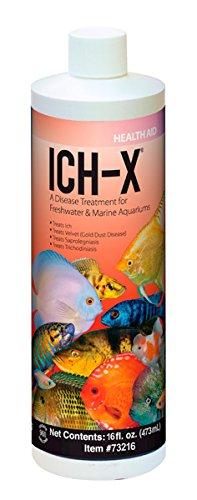 Aquarium Solutions Ich-X 16oz by HIKARI