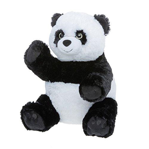 Love Panda Bears - Cuddly Soft 16 inch Stuffed the Panda Bear - We stuff 'em...you love 'em!