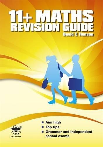 11+ Maths Revision Guide pdf epub
