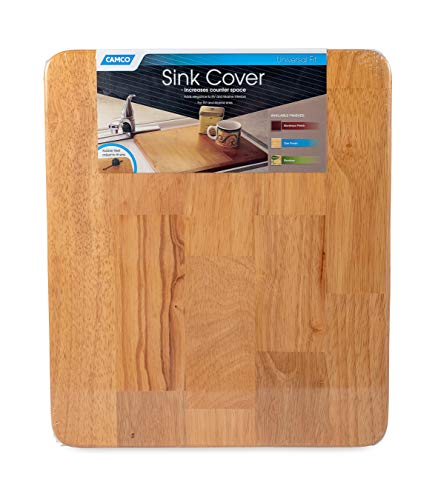"""Camco Oak 43431 Accents Sink Cover-13"""" x 15"""""""