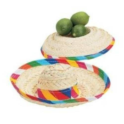 Mini Sombrero Hats Tabletop Supplies