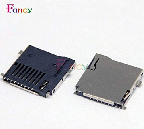 10PCS TransFlash TF Micro SD Card Socket Adapter
