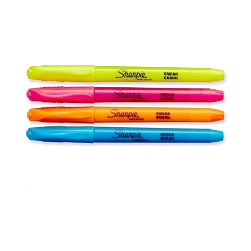 Sharpie Accent Pocket Style Highlighter (36-Pack, Assorted Colors)