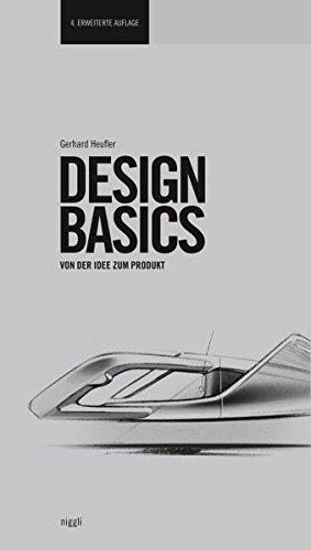 Design Basics: Von der Idee zum Produkt