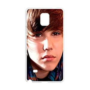 Samsung Galaxy Note 4 Cell Phone Case White Justin-Bieber Unique Phone Cases XPDSUNTR35735
