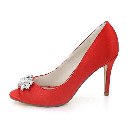 Carreras yc Libre Mujeres sandalias Gray Comodidad Altos Las Aire L oficina Y De Zapatos boda Al La vestidos ZXqxndF