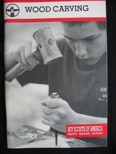 Wood Carving: Boy Scouts of America: 9780839533092: Amazon.com: Books