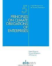 Principles on Climate Obligations of Enterprises