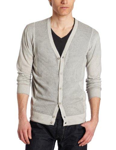 Diesel Men's K-Bin Cardigan Sweater