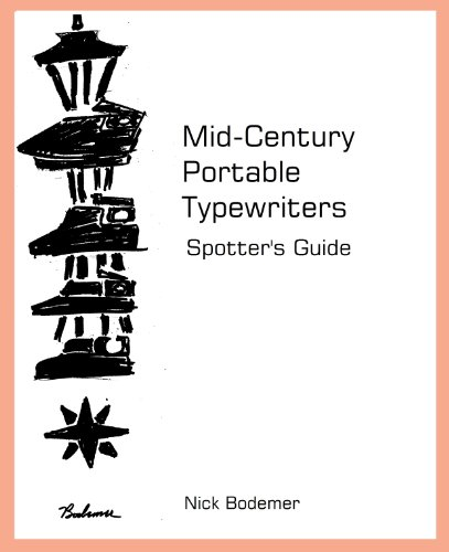 Mid-Century Portable Typewriters: Spotter's - Portable Spotter