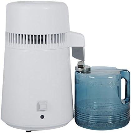 Eco LLC 750 W 4L 110 V purificador de agua Destilador Filtro para ...