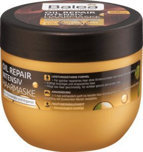 Balea Professional Repair Oil Intensive Hair Mask, 300ml - German product