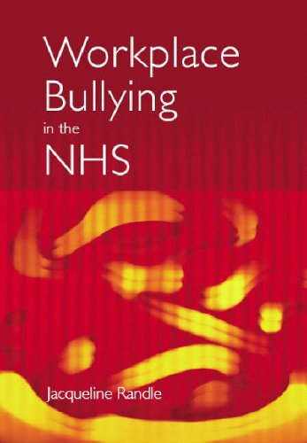 Workplace Bullying in the NHS Quentin Spender