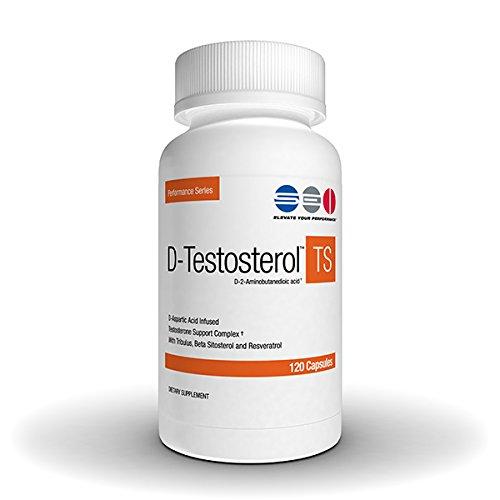 D-Testosterol (12) by SEI