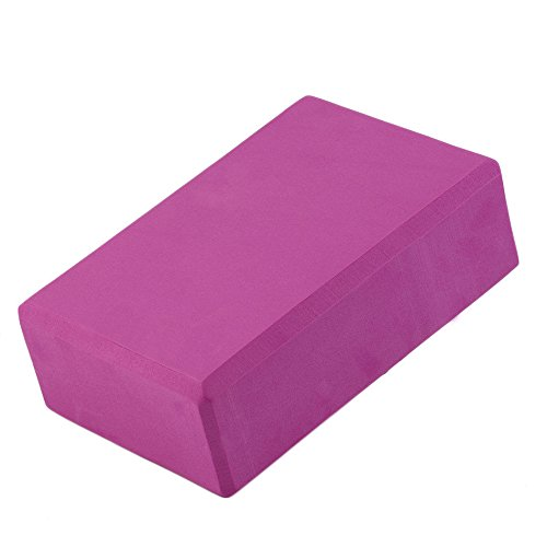 Home Exercise Tool Good Material EVA Yoga Block Brick Foam Sport Tools XC (ROSED PINK) (Party City Locations Nyc)