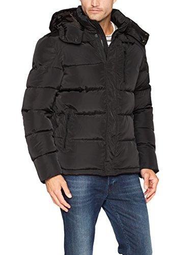 Protector Giacca black Jacket Uomo 01 Nero Wrangler zOdaqSPWz