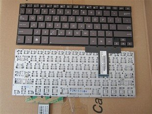New Laptop Keyboard US Brown no Frame For ASUS UX32 UX32A UX32E UX32V BX32 UX32VD UX31 UX31A UX31E UX31LA Series